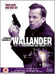 Wallander- Collected Films 8-13 [DVD] [2008]: Amazon.co.uk: Krister  Henrikkson, Fredrik Gunnarson, Mats Bergman, Johanna Sallstrom, Stephen  Apelgren, Krister Henrikkson, Fredrik Gunnarson: DVD & Blu-ray