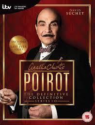 Agatha Christies Poirot - Series 1-13: The Definitive Collection DVD:  Amazon.co.uk: David Suchet, Joely Richardson, Anthony Bate, Peter Capaldi,  Christopher Eccleston, Hermione Norris, Damian Lewis, Helen Grace, Michael  Higgs, Rachael Stirling, Elliott